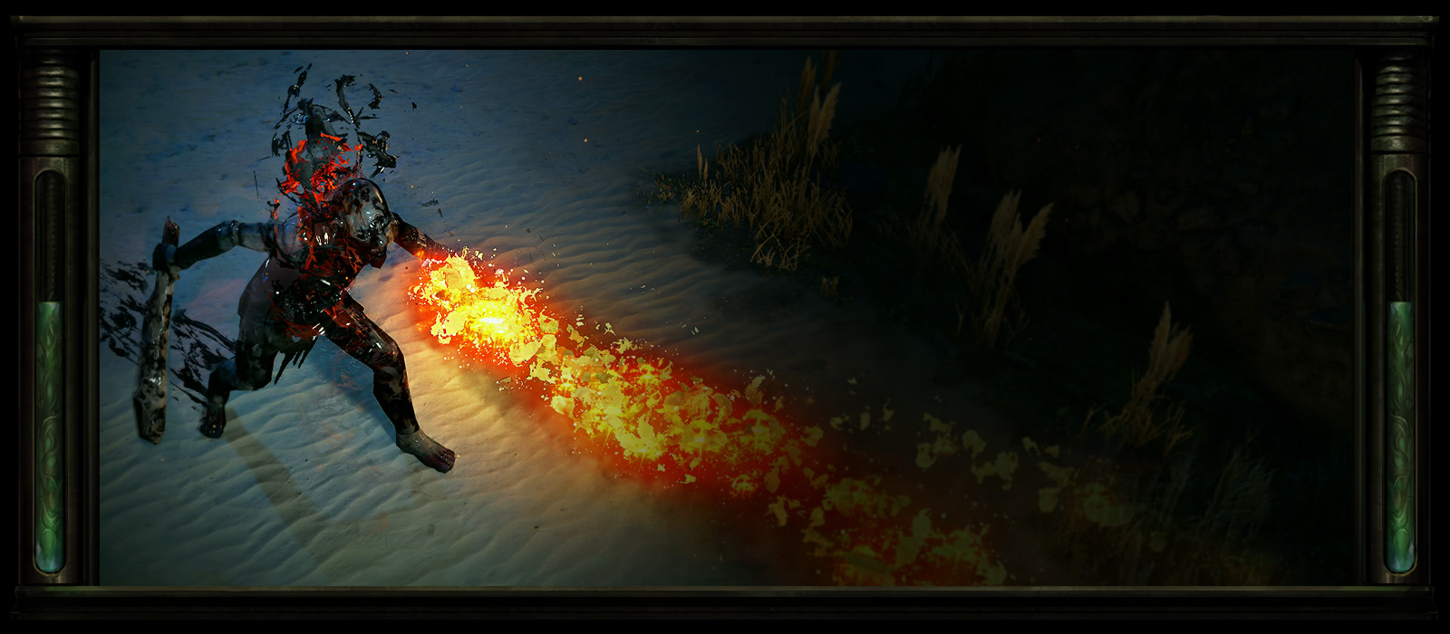 Path of Exile Patch 3.9 Boss
